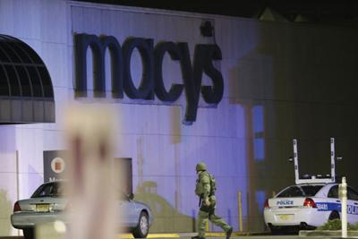 Mall Shots Fired