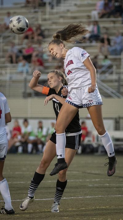 Oakdale girls soccer