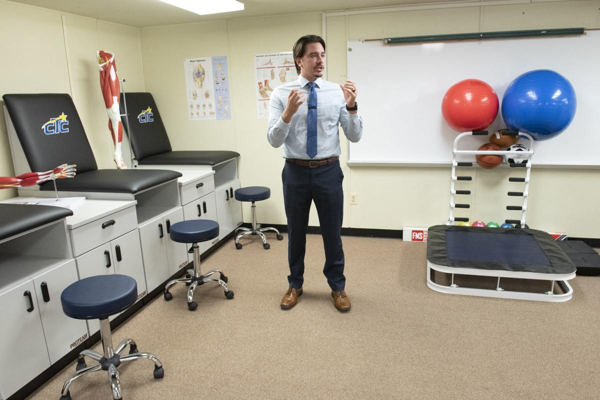 CTC Physical rehab program 2