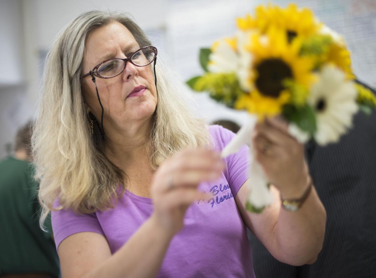 In Full Bloom Walkersville Florist Now Certified To Judge Flower