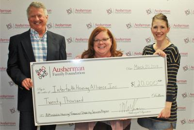 Interfaith Housing Alliance Inc. receives grant