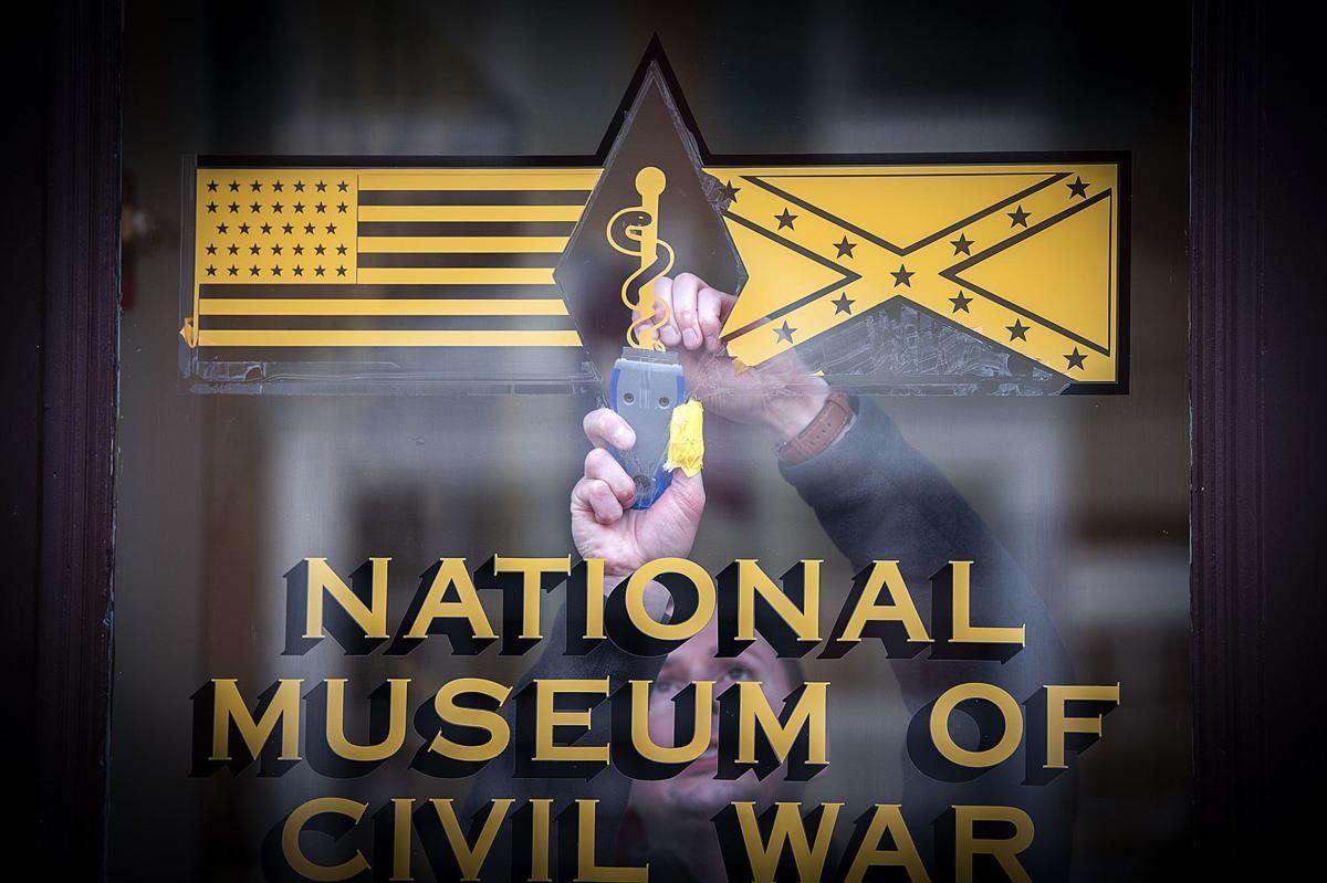 Civil War Med Logo