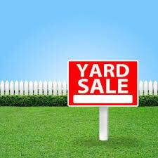 MALC Yard Sale