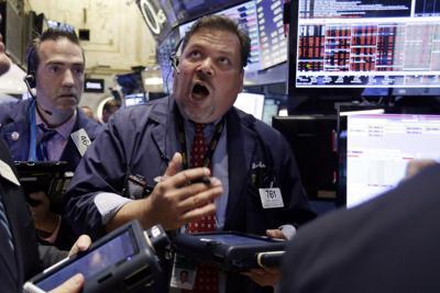 Stocks slump