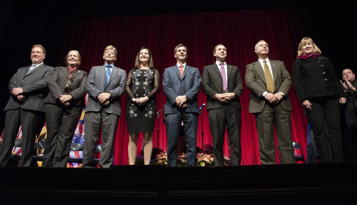 council - exec swearing-in 4