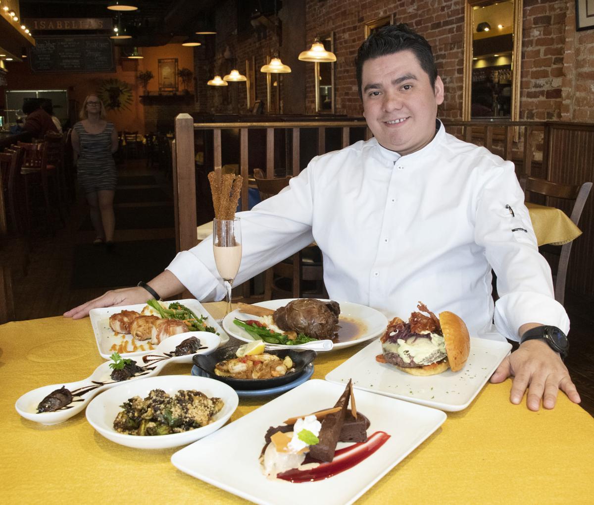 Isabella's restaurant week - Chef Mario Sanchez