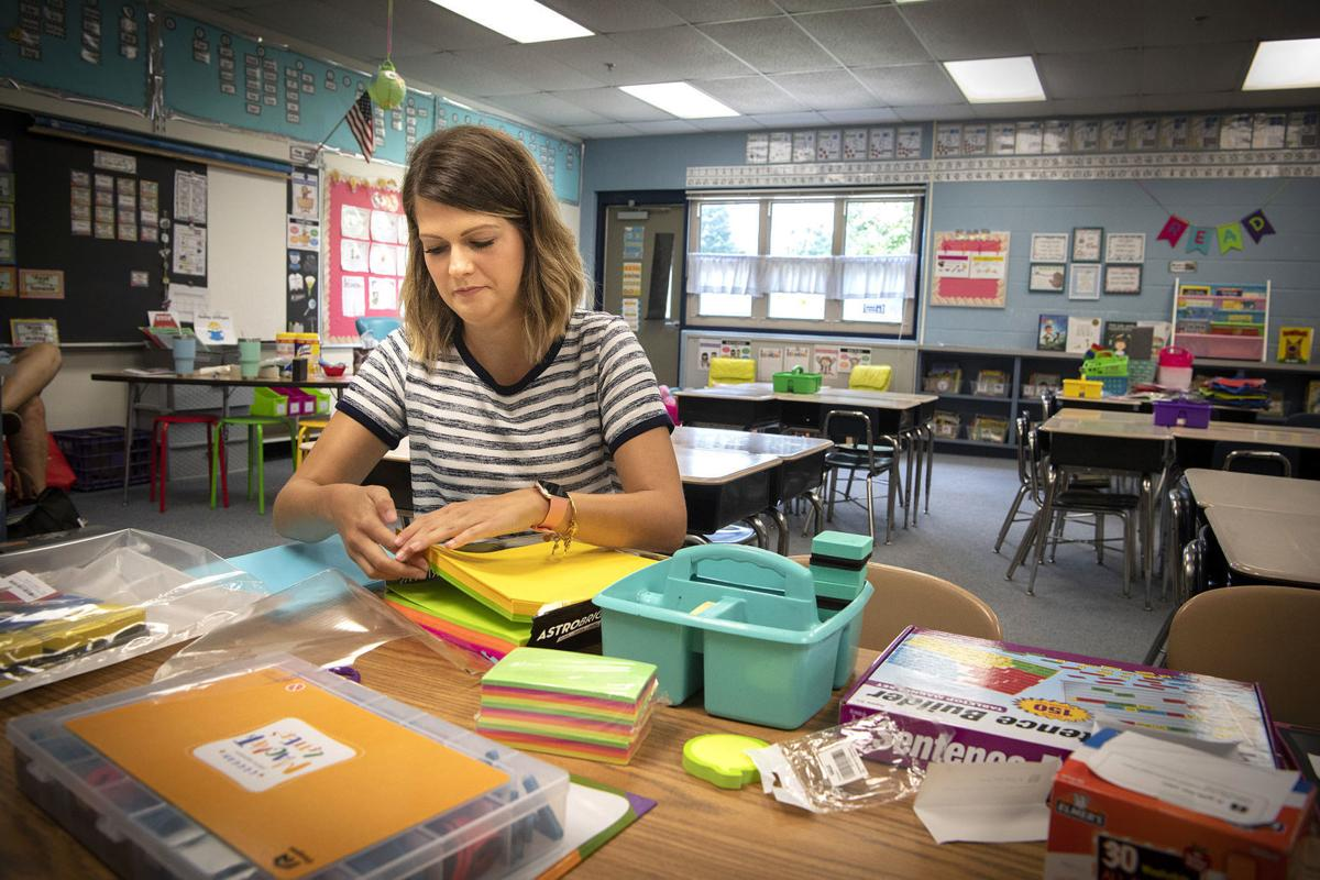 Some FCPS teachers use #clearthelist to collect school