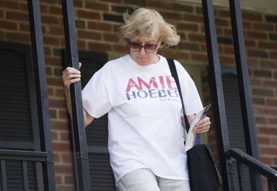Amie Hoeber Campaigning