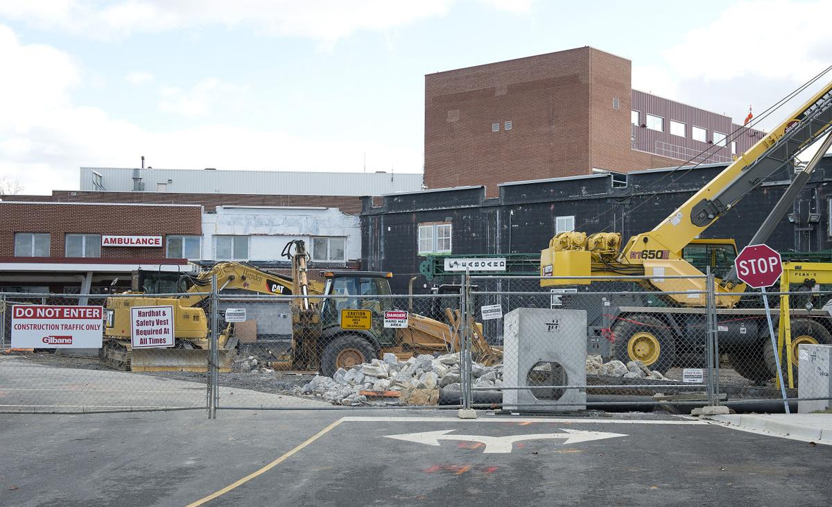 Group hopes Frederick hospital will give proper memorial for unearthed human remains