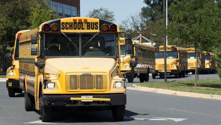 district changes bus routes after parents  plain