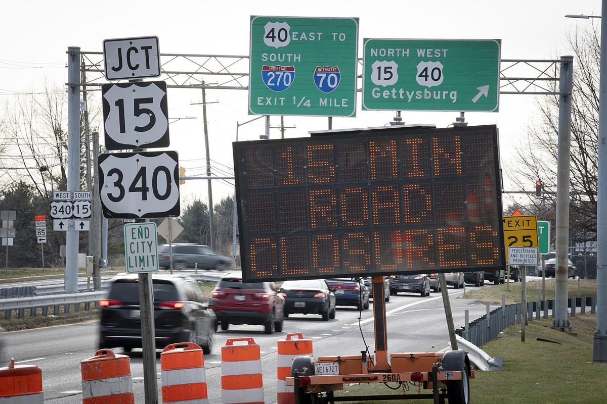 US 340 Delays