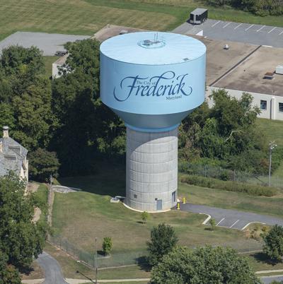 Hayward Road Water Tank