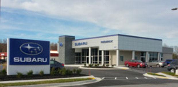 Frederick Motor Co Opens Separate Subaru Showroom