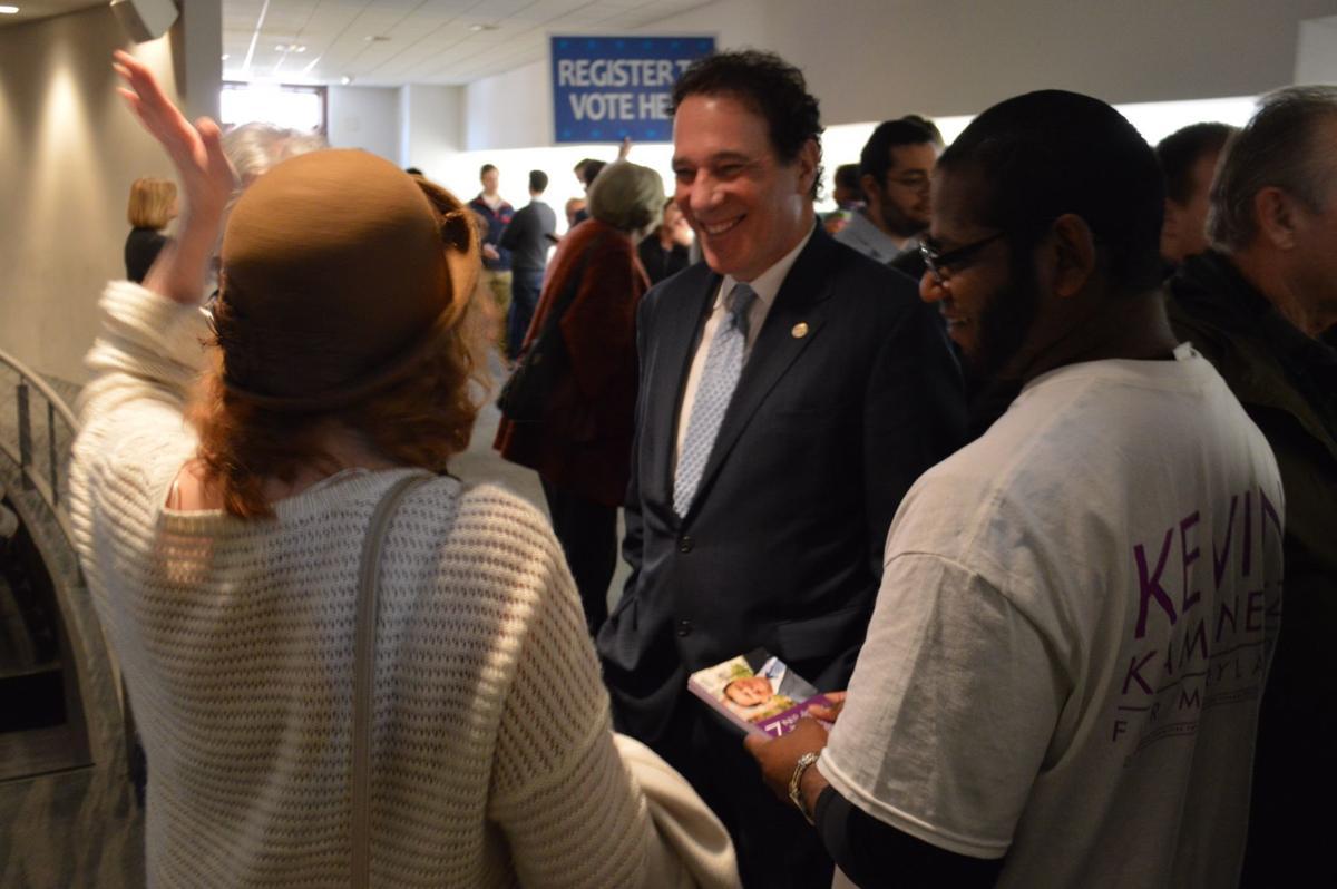 Democratic governors candidate forum