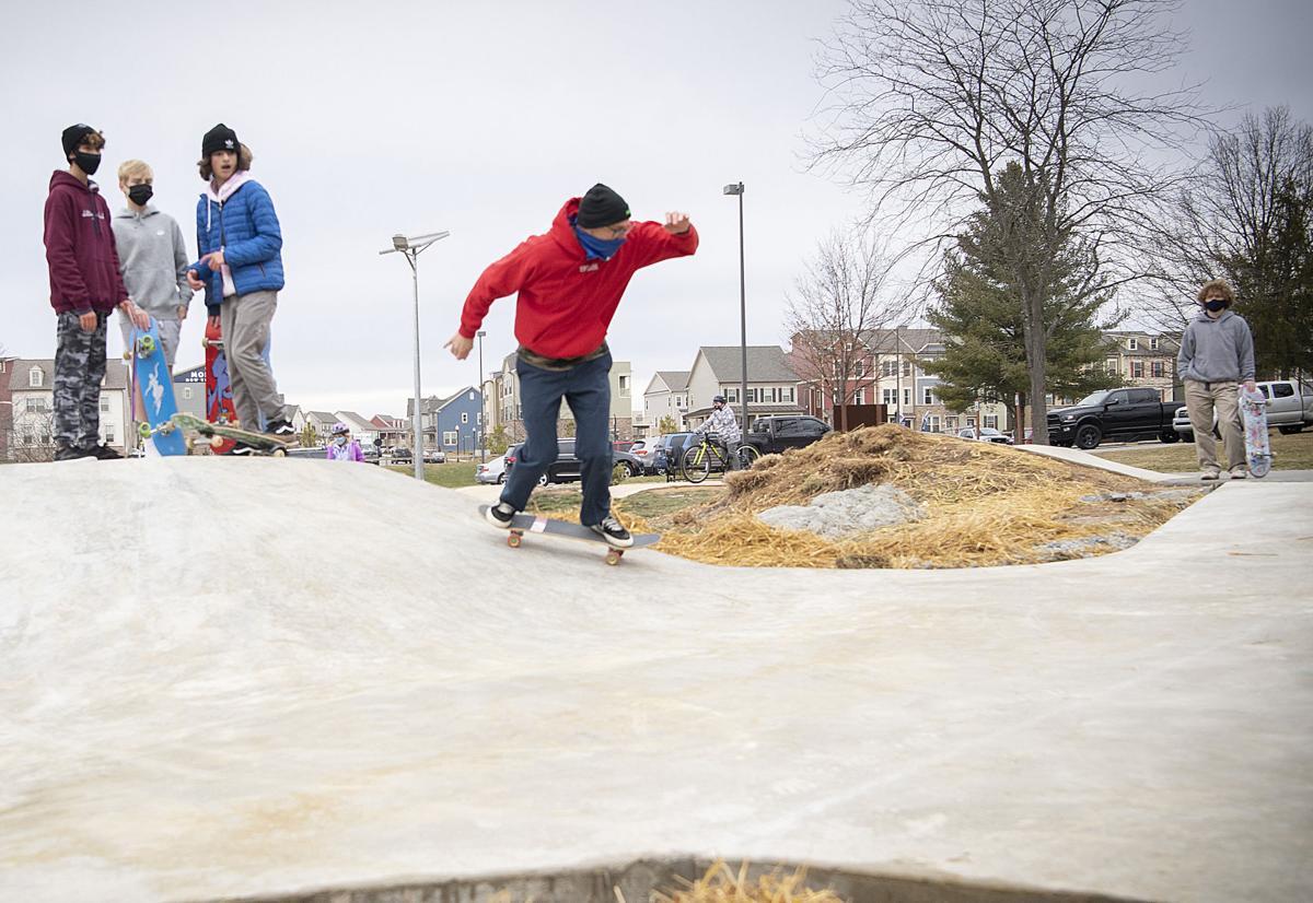 Skate Park Opens