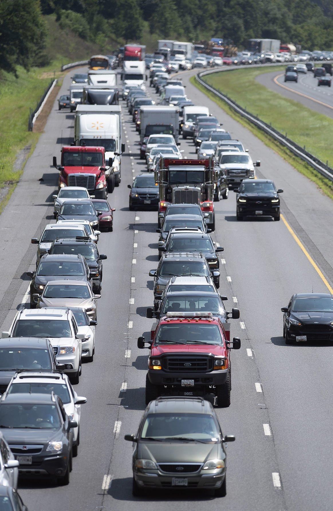 Traffic - file photo 1