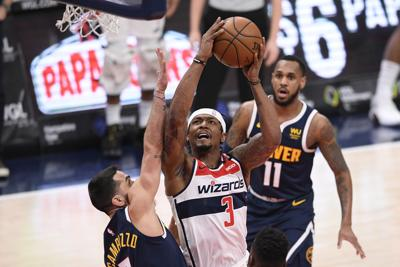 Nuggets Wizards Basketball