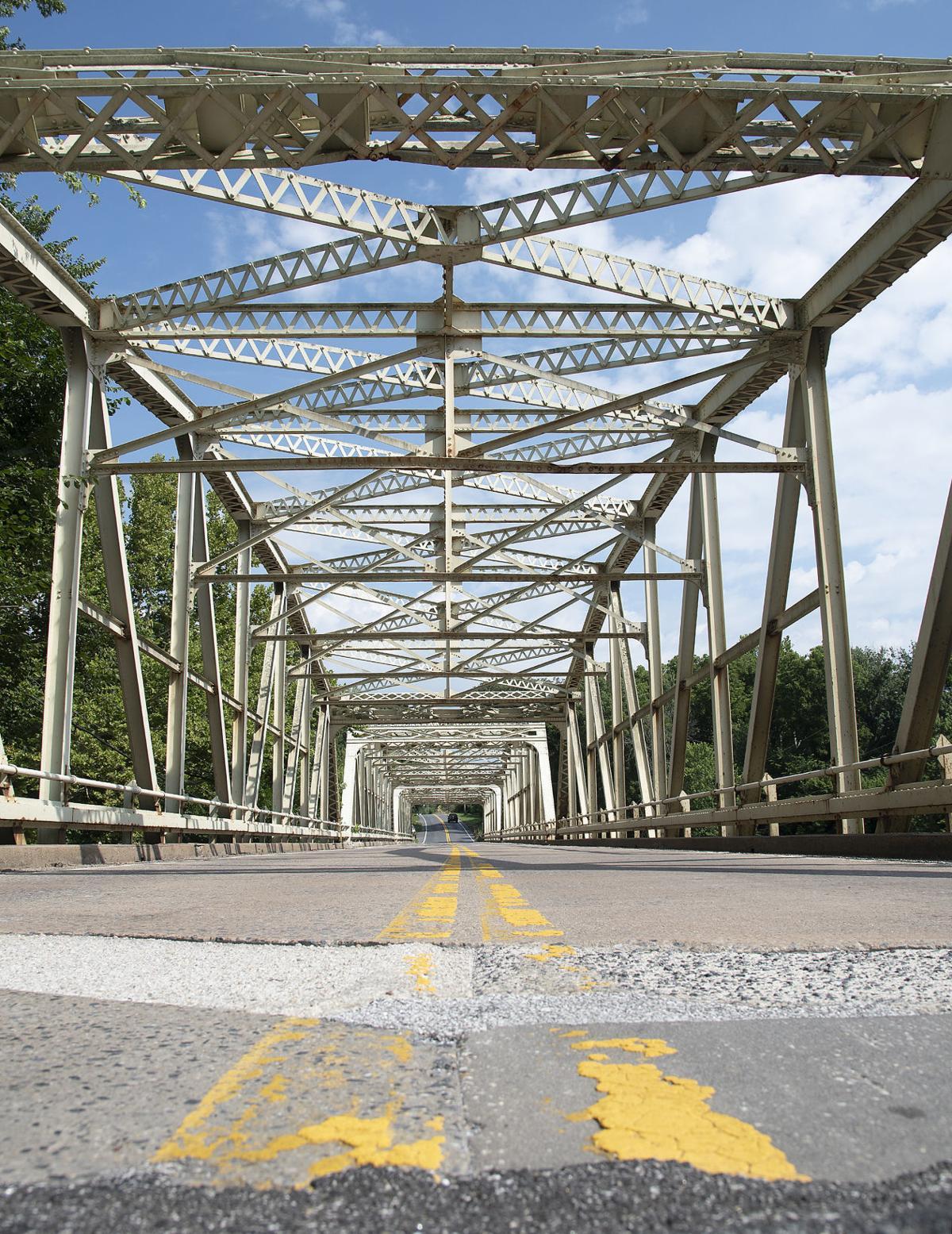 MD 28 bridge over Monocacy River 2