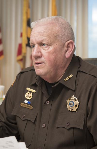 Chuck Jenkins Sheriff