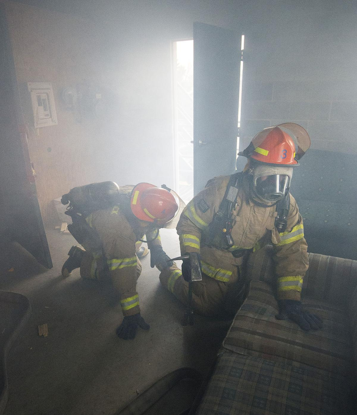 Fire Training Forceable Entry