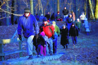 Winter hiking (copy)