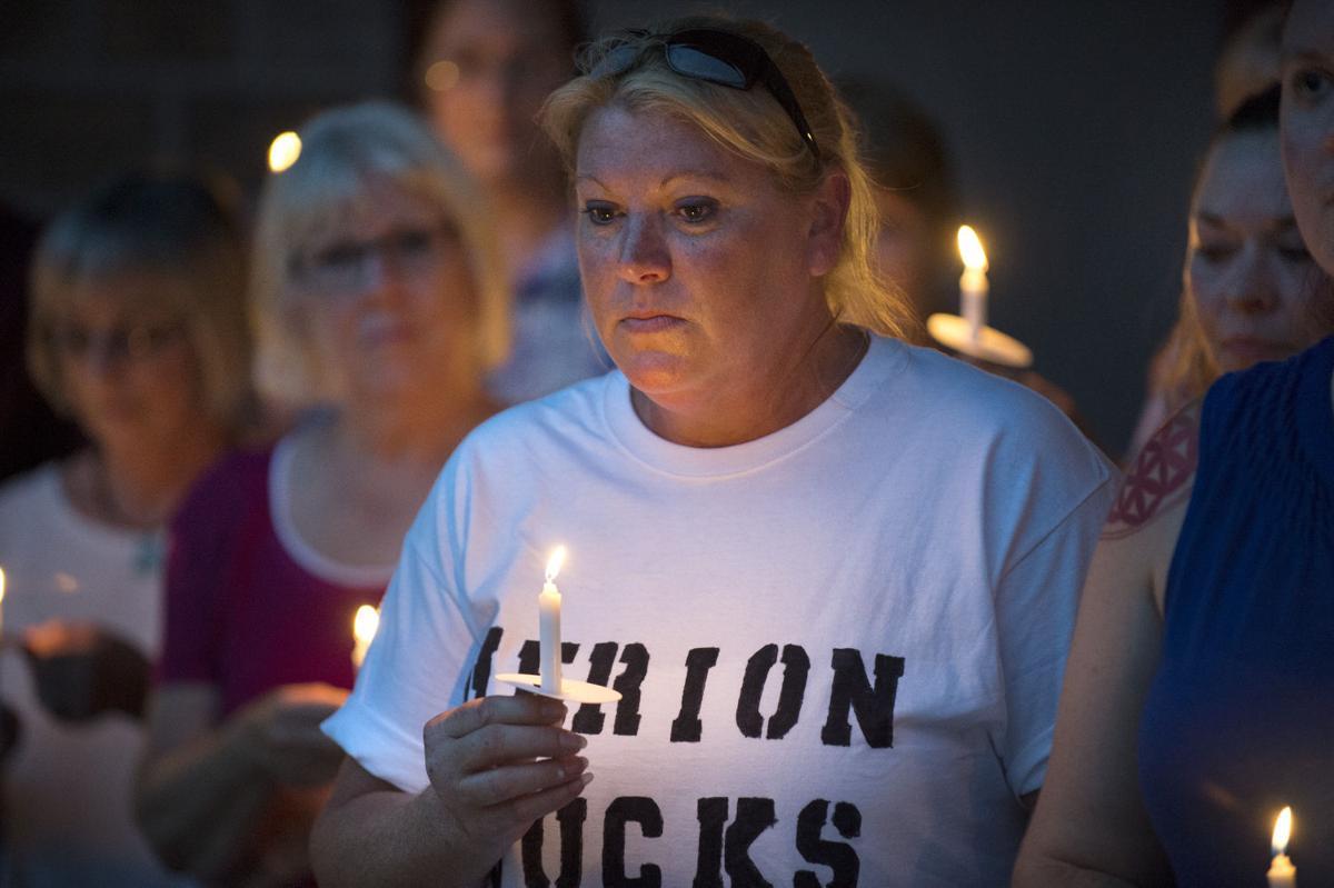 DG Candlelight Vigil 2
