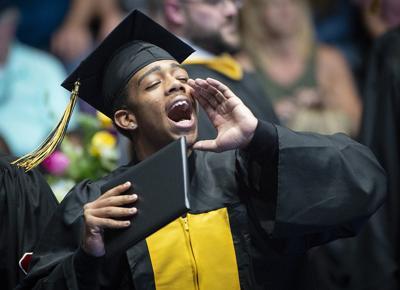 Frederick High Graduation