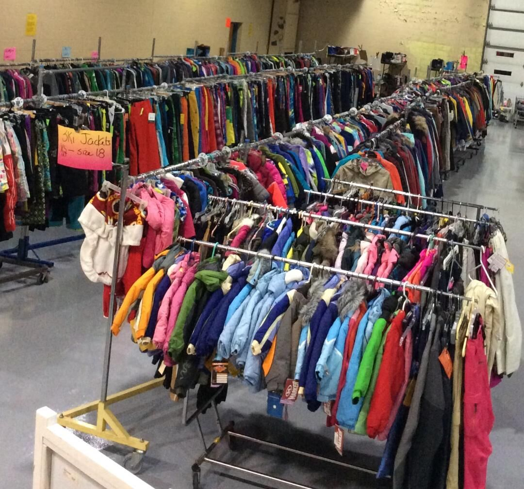 lots of clothing to keep you warm 4T-XXL adult stuff