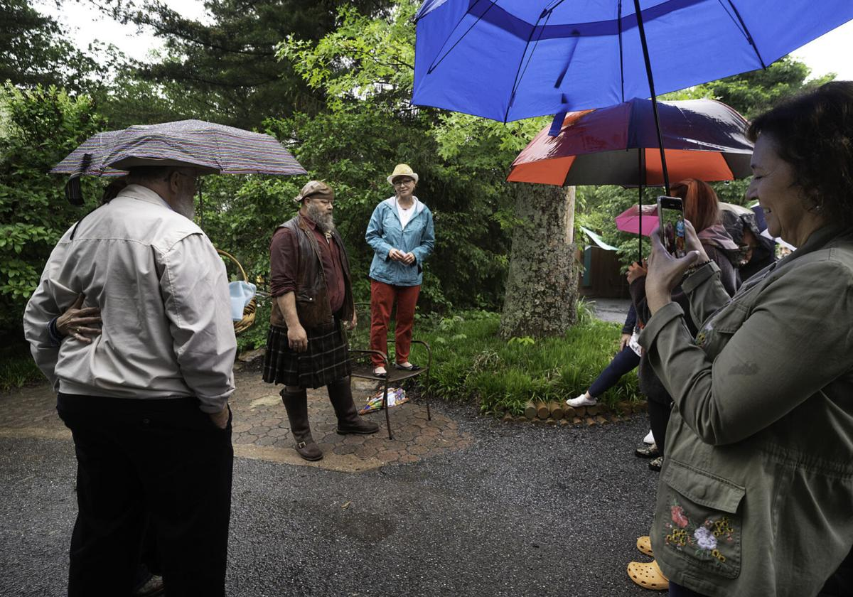Hahns at Butterfly Garden