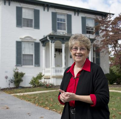 Kathy Schey is the new director of Faith House