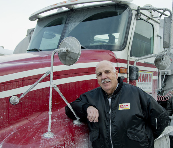 New Market Man Awarded Maryland Truck Driver Of The Year