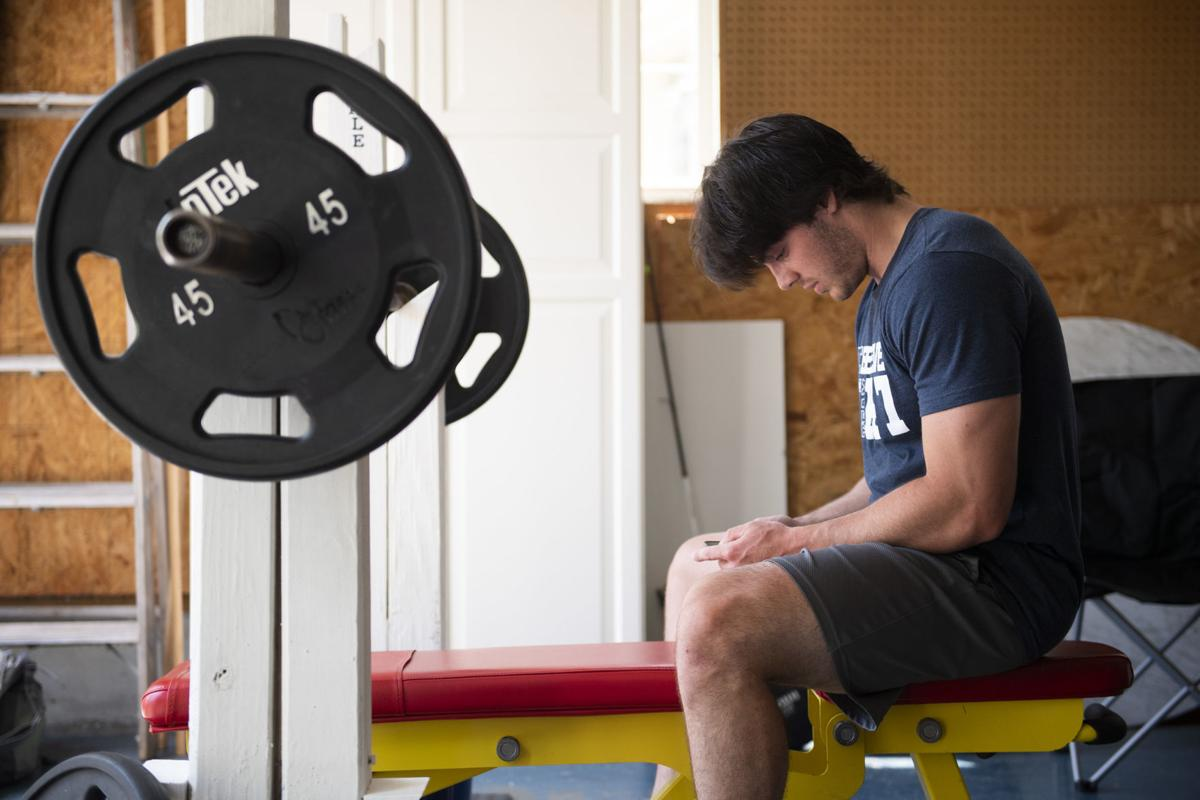 Joey Felton Training