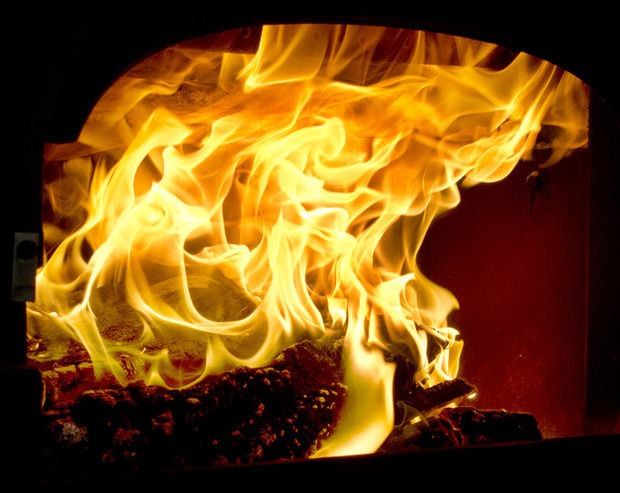 Popularity of wood stoves heating up