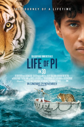 On DVD – LIFE OF PI (2012) | Cinemania | fredericknewspost.com