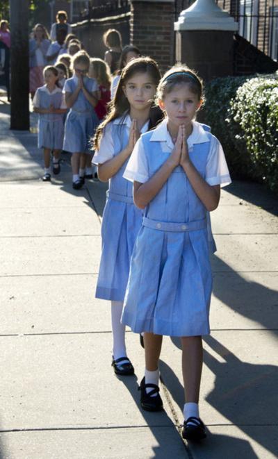 Faith-based schools weave spiritual into broad curriculum