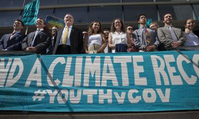 Youths Sue Climate Change