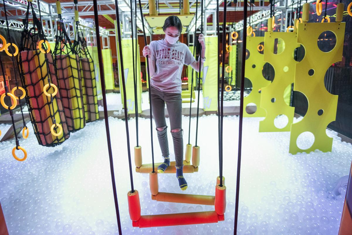 Urban Air Adventure Park Opens Frederick Location Offering Family Friendly And Active Fun Retail Fredericknewspost Com