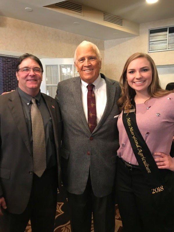 Farm Bureau visits Annapolis
