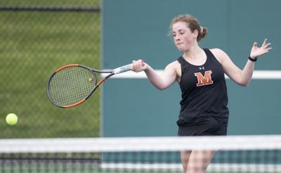 Middletown v Urbana Tennis