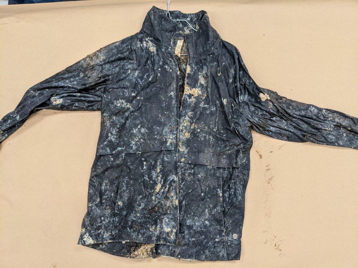 Jane Doe jacket