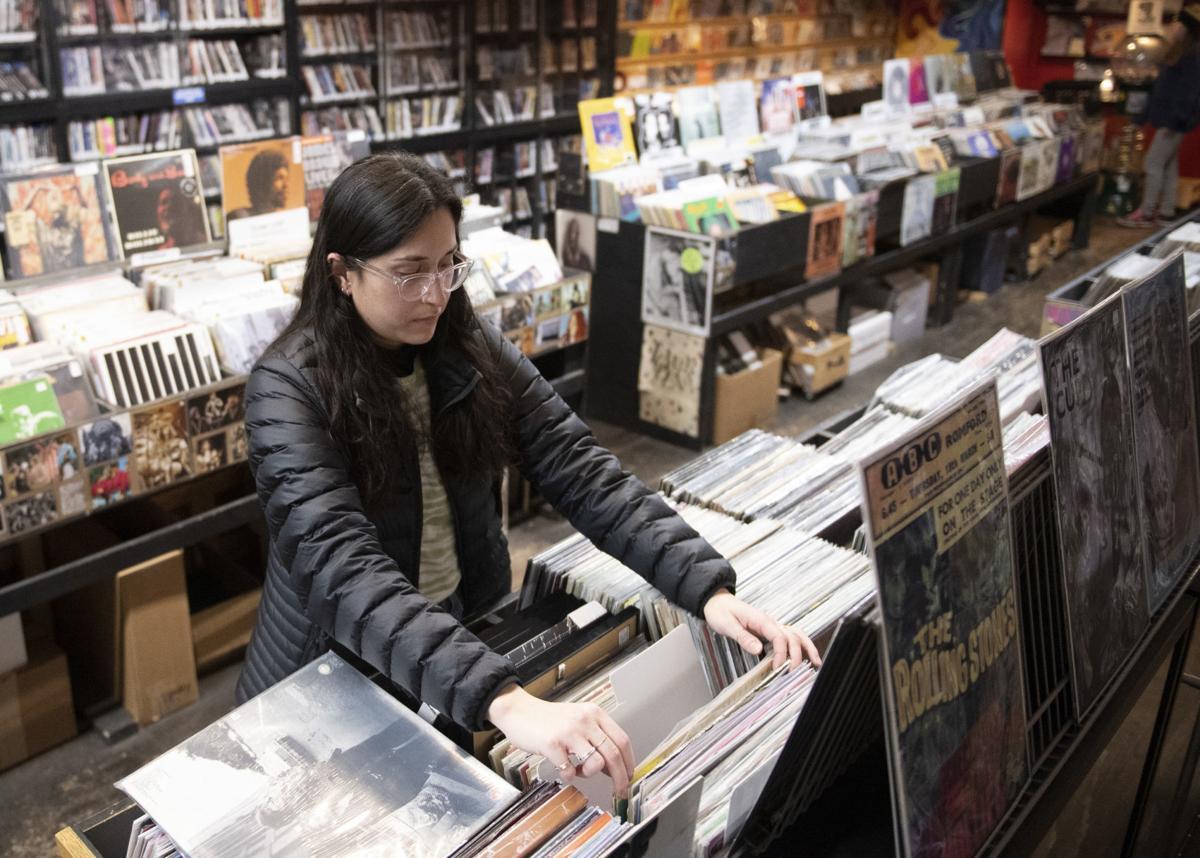 Record Sales