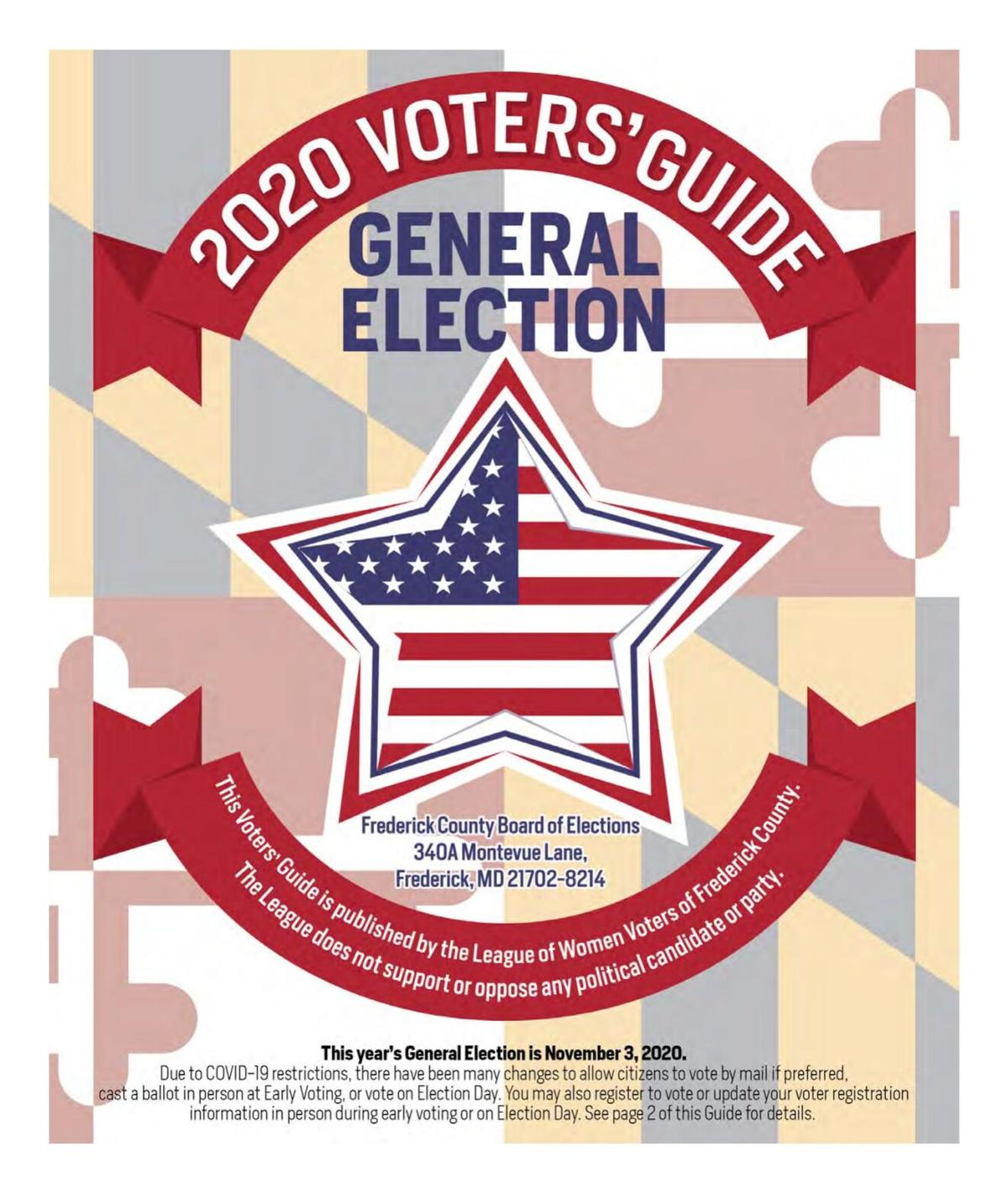 Voters Guide General Election 2020