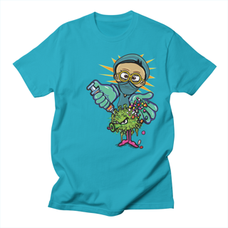 COVID t-shirt