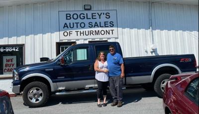 Rocky's Horse Rescue buys new truck