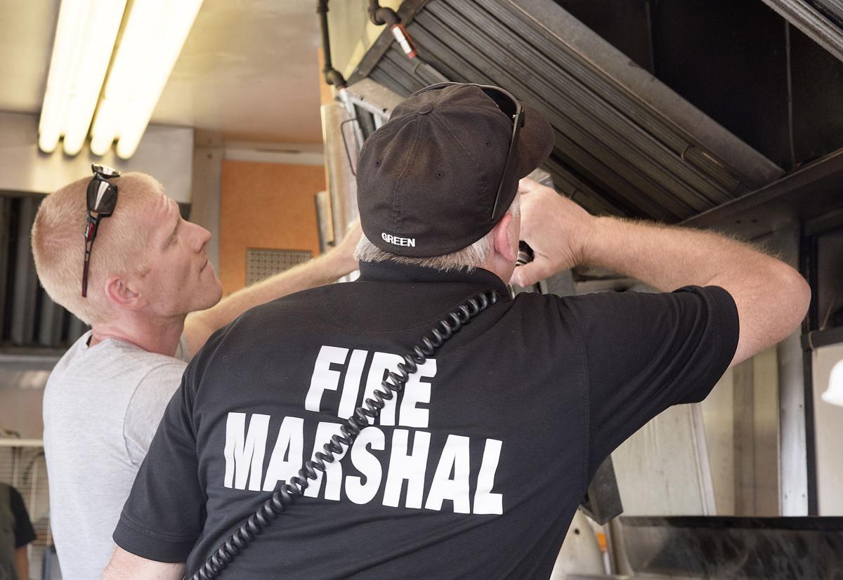 DG Fair fire marshal 1