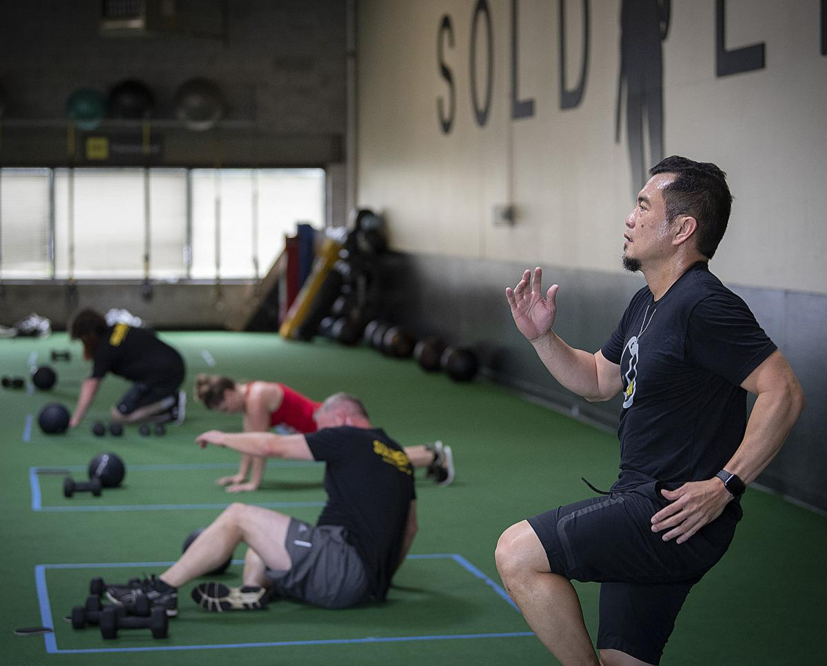 SoldierFit Reopens