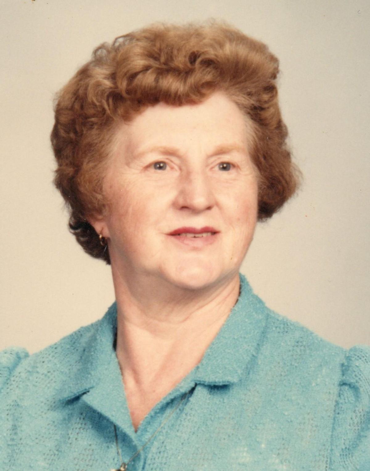 Velma  Sheppard