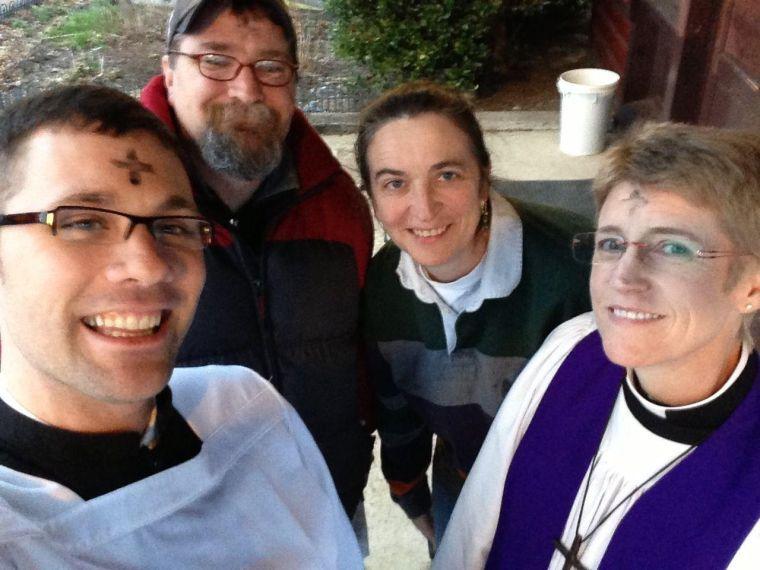 Grace Episcopal Pastors