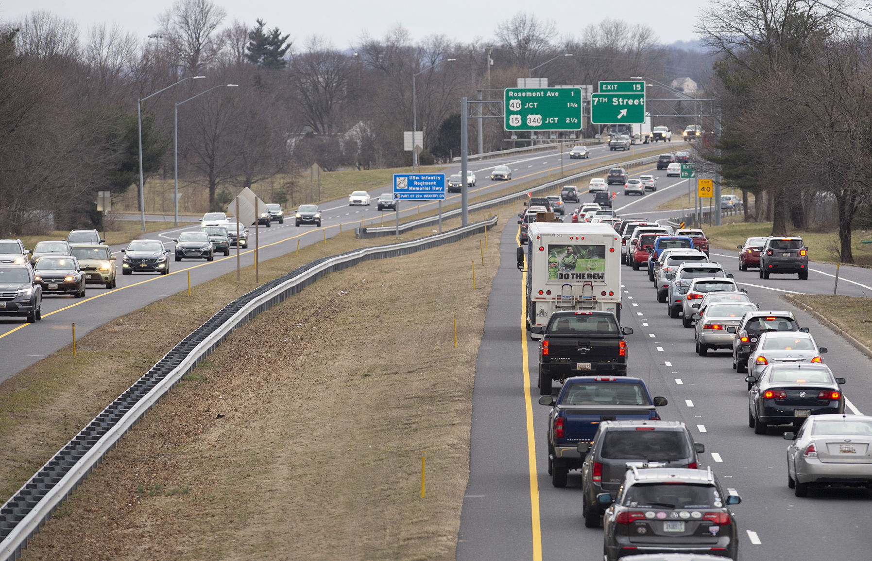 Officials press state on U.S. 15 improvements