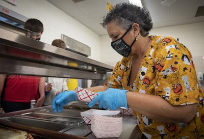 School Food Service Workers Shortage